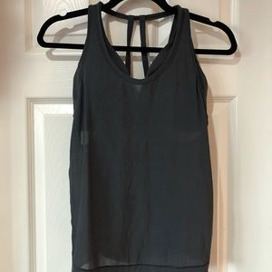 Lululemon Tank Top Black